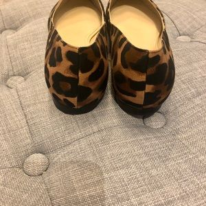 Marc Fisher Shoes - Leopard Print Flats by Marc Fisher